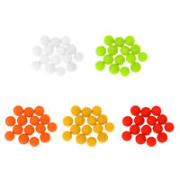 1 Box Pop up Soft Boilies Baits Carp Fishing Lures Floating Smell Ball Beads