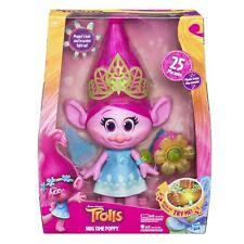 Trolls HUG TIME POPPY Doll & Accessories (Hasbro/Dreamworks) Toy Figure Playset