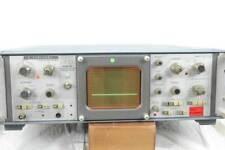 Tektronix 1481R Waveform Monitor - TV- Oszilloskop, im Rohde & Schwarz Gehäuse