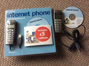 Tesco Internet Phone USB Pack & second phone model E337