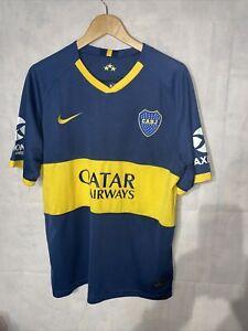 Boca Juniors Football Shirt. Used Size XL