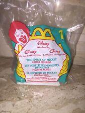 MCDONALDS DISNEYS THE SPIRIT OF MICKEY HAPPY MEAL TOY 1998