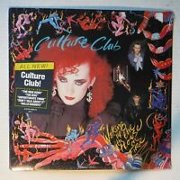 "CULTURE CLUB – WAKING UP WITH…SEALED 12"" 33 RPM VINYL LP ALBUM – VIRGIN 39881"