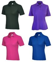 UNEEK LADIES POLOSHIRT UC106 CASUAL WORKWEAR LEISURE POLO SHIRT