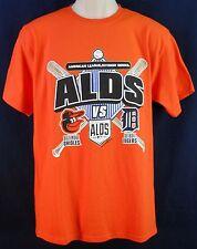 2014 Baltimore Orioles Vs. Detroit Tigers ALDS T-Shirt Size Medium NWT