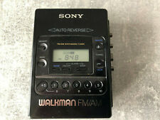 Sony Walkman FM/AM WM-F2081 Rarität