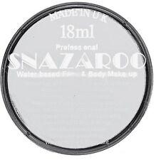 18ML Snazaroo light grey face and body paint