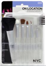 NYC sul posto Professional Accessori Cosmetici Pennello Kit 666
