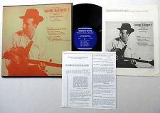 ROGER SPRUNG Ragtime Bluegrass 2 LP Folkways 2371 w/2 inserts VG++ vinyl COUNTRY