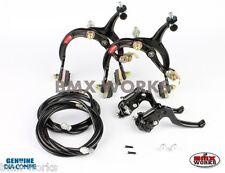 Dia-Compe MX1000 - MX122 Black Brake Set - Old Vintage School BMX