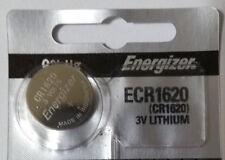 1 Piece Fresh ENERGIZER CR1620 BATTERY 3V LITHIUM CR 1620 DL1620 BR1620 EXP 2024