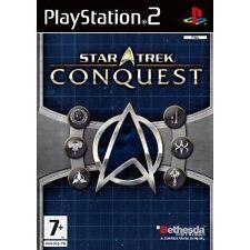 PLAYSTATION 2 ps2 gioco Star Trek: Conquest Rarità Nuovo
