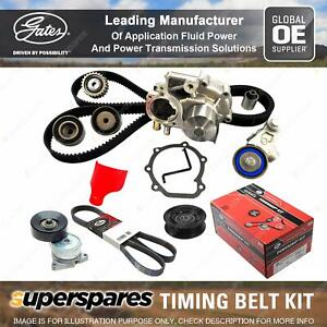 Gates Timing Belt Kit for Volvo S70 874 2.3L 177KW 2319CC T5 B5234T3 To 1266127