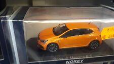 Miniature 1/43 Renault megane IV RS 2018 orange