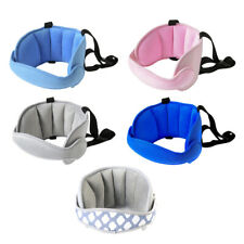 Baby Kids Adjustable Car Seat Head Support Neck Head Fixed Sleeping Pillow S1