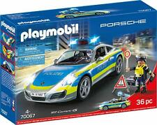 PLAYMOBIL® 70067 Porsche 911 Carrera 4S Polizei Auto City Action NEU & OVP