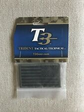 T3 American Flag Patch Ranger OD Green