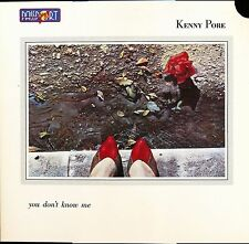 KENNY PORE YOU DON'T KNOW ME PASSPORT PJ 88002 LP PROMO