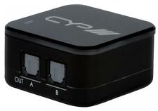 Cyp au-d12 2-way Splitter Audio ottico digitale