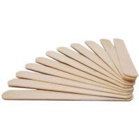 50 Stück Holzmundspatel Holzspatel Mundspatel Spatel Wachsspatel Zungenspatel