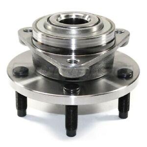 Wheel Bearing and Hub Assembly Front DURAGO 295-13237