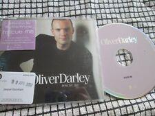 Oliver Darley – Rescue Me Label: Warner Bros. Records SAM00618 PROMO CD Single