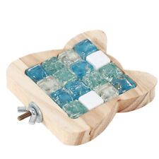 Nartual Wooden Pad Springboard Cold Blanket Small Animal Cooling Board Cool LH