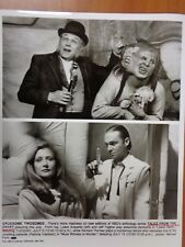 """Vintage Glossy Press Photo Lewis Arquette/Jeff Yagher """"Tales From the Crypt"""""""