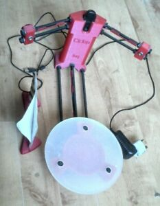 Used Ciclop 3D Scanner  Open Source Object Scanning