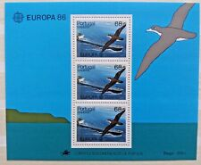 Bloc Feuille Timbre Stamp Madère Madeira 1986 YT BF 7 Europa CEPT Neuf
