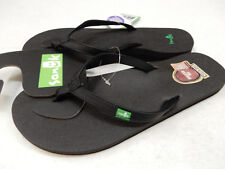 SANUK WOMENS SANDALS YOGA JOY BLACK SWS10275 BLK SIZE 6