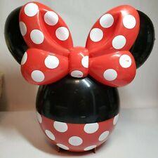 Disney Parks 90th Anniversary Minnie Mouse Balloon  Popcorn Bucket 2019 used