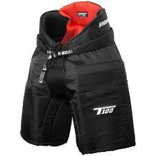 Sherwood T100 hockey goalie pants senior size XXL black new goal ice pant sr 40