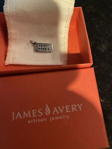 James Avery Admit One retired charm Brand New, Uncut Loop