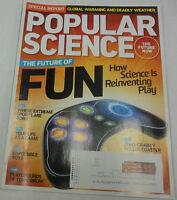 Popular Mechanics Magazine The Future Of Fun February 2012 071814R
