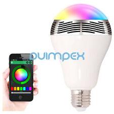 G24 Smart LED lámpara e27 lautsprech Wireless Bluetooth intercomunicador color