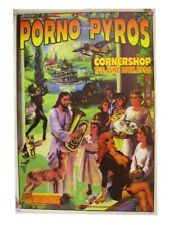 Porno For Pyros Fillmore Poster Janes Addiction Janes's
