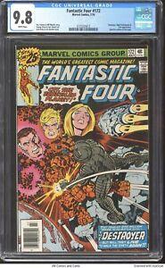 Fantastic Four 172 1976 CGC 9.8 - Destroyer High Evolutionary app Galactus cameo