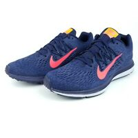 Nike Zoom Winflo 5 Men's Running Shoes Blue AA7406 402 Sizes 8-15