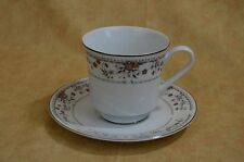 Wade-Sone Claremont Fine Porcelain China-Japan Cup & Saucer Set
