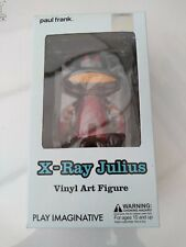 Paul Frank X-RAY JULIUS vinyl art figure - Brand new new box