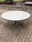 """54"""" Eames Aluminum Group Herman Miller Dining Table"""