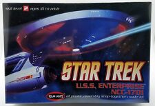 Polar Lights 1:1000 Star Trek Uss Enterprise Ncc-1701 3 Version Build