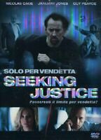 Seeking Justice - Solo Per Vendetta - DVD D021168