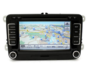 RNS-510 Système de navigation,Navi,de grande valeur,V14 Europe de l'ouest,LED,
