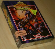 BUCK ROGERS: COUNTDOWN TO DOOMSDAY Commodore Amiga ~ BIG boxed/SEALED ~ english