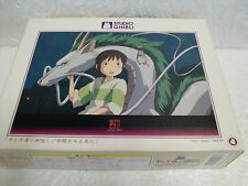 Art Puzzle le Voyage de Chihiro complet 500 pièces Ravensburger Nibariki Ghibli