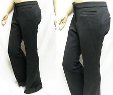 $795 RUNWAY Burberry Prorsum Pants 46 Trouser Dress Women Lady NEW Gift ITALY