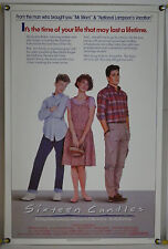 SIXTEEN CANDLES ROLLED ORIG 1SH MOVIE POSTER MOLLY RINGWALD JOHN HUGHES (1984)