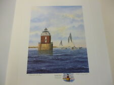 Sandy Point by Franklin Saye Artist Proof #75/75